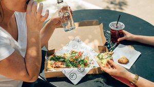 Fast casual snack concept on a mission to give back
