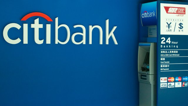 Citi joins the Pays