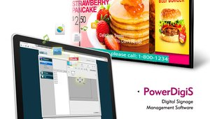 NEXCOM Digital Signage Software PowerDigiS Boosts Customer Satisfaction for SMB Retailers