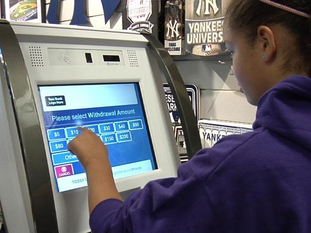Kal Cashless Retail Transaction Machine Launch Kiosk