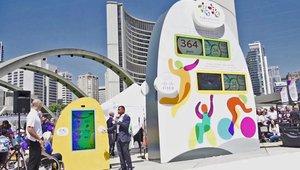 Toronto 'Countdown Clock' ticking down to 2015 Pan Am/Parapan Am Games