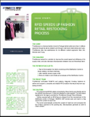 RFID speeds up fashion retail restocking process