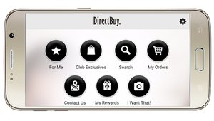 DirectBuy debuts app to drive consumer website access, product sales
