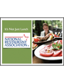 National Restaurant Association Keynote Speaker (Slides)