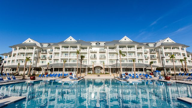 LEED hotel becomes Charleston's first