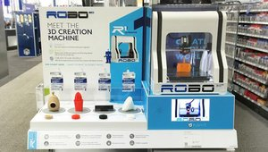 3D printing kiosks arrive at Best Buy