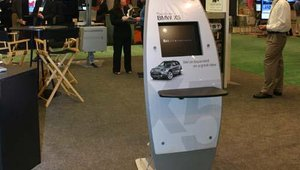 Reality Interactive helped develop software for BMW kiosks.
