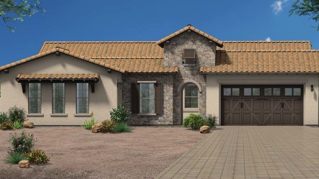 Arizona Homebuilder Takes The 'LEED' In Green Homebuilding
