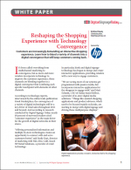Reshaping the Shopping Experience with Technology Convergence