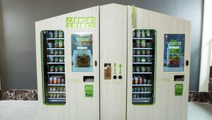 Farmer's Fridge builds kiosk system to ensure freshness