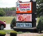 Digital signage drives traffic at Dunkin' Donuts