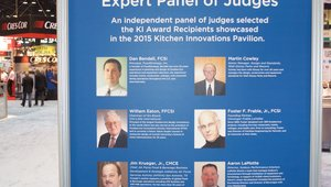 <p>KI Award recipients are chosen by an independent panel of industry experts comprised of internationally recognized food facilities consultants, multi-unit restaurant executives, and design experts. Judges were: </p>  <ul> 	<li><strong>Dan Bendall, FCSI</strong> (Principal, FoodStrategy, Inc.)</li> 	<li><strong>Martin Cowley</strong> (Senior Manager Design and Standards, Walt Disney Parks and Resorts)</li> 	<li><strong>William Eaton, FFCSI</strong> (Chairman of the Board, Cini-Little International)</li> 	<li><strong>Foster F. Frable Jr., FCSI</strong> (Founding Partner, Clevenger Frable LaVallee)</li> 	<li><strong>Jim Krueger, Jr., CMCE, NRAMF</strong> (Chief, Air Force Food & Beverage Business Development & Strategic Initiatives Air Force <strong>Services Activity </strong>(AFSVA) San Antonio, TX)</li> 	<li><strong>Aaron LaMotte</strong> (Director, Sodexo Performance Interiors)</li> 	<li><strong>Robert Marshall</strong> (Vice President, U.S. Operations, McDonald's Corporation: Retired)</li> 	<li><strong>Steve Otto</strong> (Director, Capital Equipment Purchasing, Darden)</li> 	<li><strong>Kathleen H. Seelye, FFCSI, LEED</strong> (Managing Partner, Ricca Newmark Design)</li> </ul>