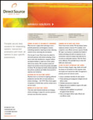 Wireless Solutions Retail Brochure