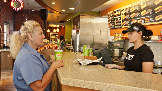 Franchise Focus: Togo's exec pulls back the curtain on loyalty strategy