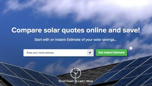 New Online Tool Helps Homeowners Find Solar Savings