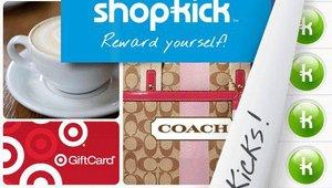 Shopkick launch screen