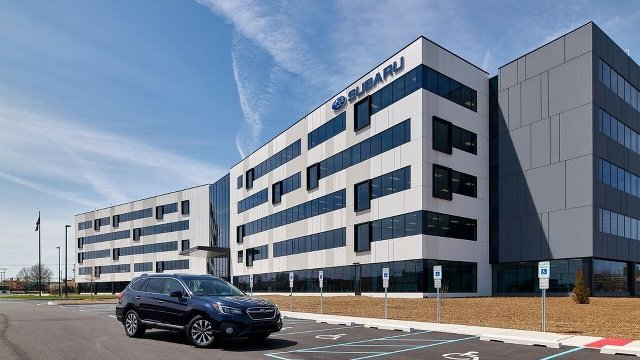 Subaru opens zero landfill, LEED-certified headquarters