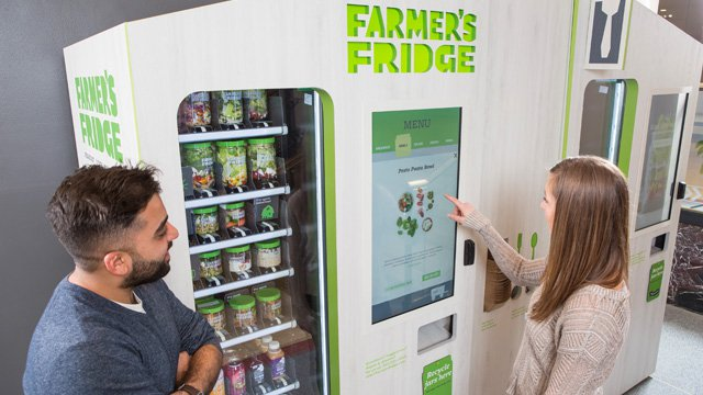 How Farmer's Fridge changed the meaning of convenience dining