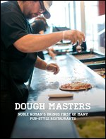 Dough Masters Noble Roman's Brings First of Many Pub-Style Restaurants