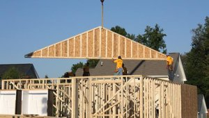 Habitat for Humanity Greensboro builds seven green homes in five days
