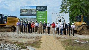 Signorelli Company breaks ground on Valley Ranch Town Center