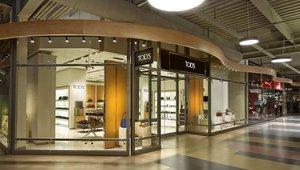 Luxury brand Tod's new retail space, Syracuse, New York