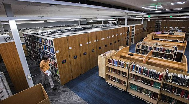 Colo. college's library modernized with high-tech, energy-efficient attributes
