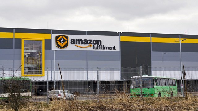 Ultimate irony – Amazon building warehouse at former U.S. mall
