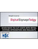 Webinar: Seven ways to cut costs with retail systems integration and roll-outs