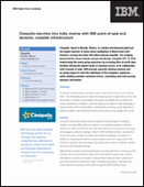 Cinepolis marches into India cinema with IBM point-of-sale and dynamic, scalable infrastructure