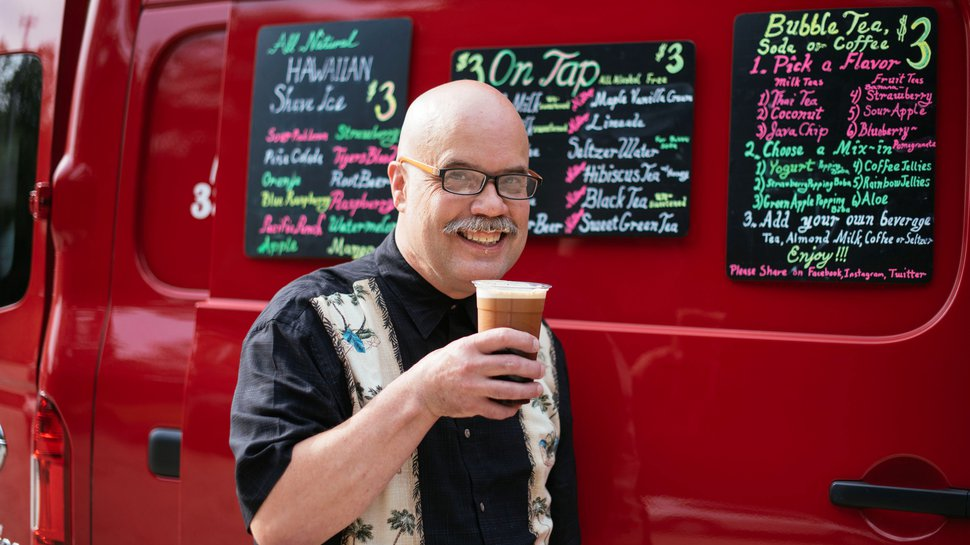 Specialty beverage truck finds healthy demand for nitro coffee, bubble teas and more
