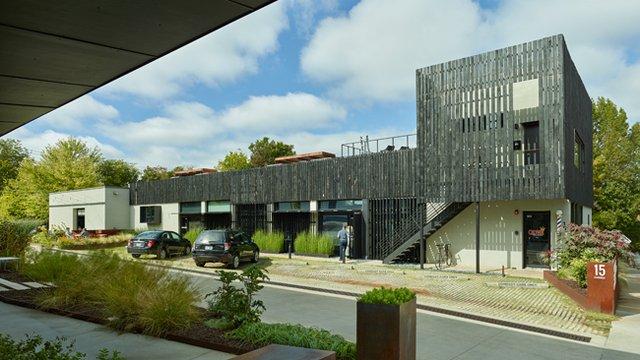 2-story building earns notable Arkansas LEED honor