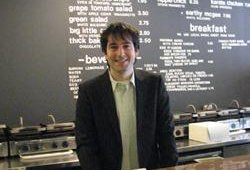Swich CEO John Gargiulo opened Swich Pressed in New York City in 2006. Gargiulo has plans to open a second Manhattan location later this year near Wall Street.