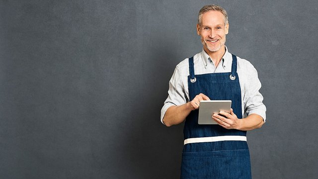The restaurant labor solution staring us in the face: Older adults