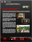 X2O Customer Profile: Specialty Fertilizer Products - Public venues and museums