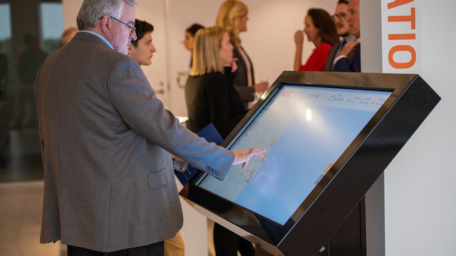 NEC announces 'Age of Collaboration' for digital signage