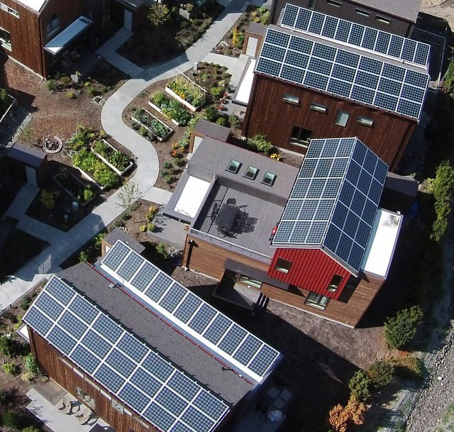 Grow Community blooms with solar power and intergenerational ...