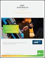 """ANZ, Australia """"Tap & Pin"""" EMV ATMs by NCR"""