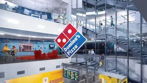 Domino's headquarters in Ann Arbor, MI