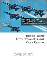 Rhode Island National Guard Kiosk Rescue Program