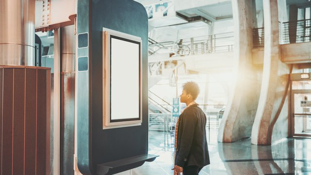 Are kiosks the future of digital signage?