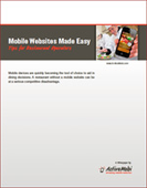 Mobile Websites Made Easy: Tips for Restaurant Operators