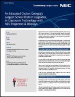 Gwinnett County Public Schools Case Study