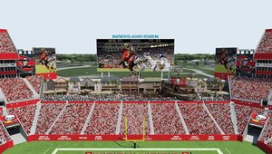 Tampa Bay Buccaneers installing new stadium display system
