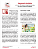 Beyond Mobile Exploring Complementary Technologies for Omni-Channel Strategies