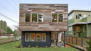 Seattle Developer Completes 3 Net Zero Ready Homes