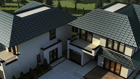 New solar roof tiles turn your home into a power plant