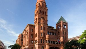 LG HVAC units key to successful restoration of historic Texas building