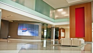 Bell Helicopter HQ lands digital signage video wall