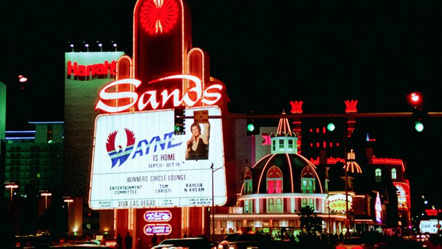 Las Vegas Sands Corp. (LVS) — Hot Trending Stock